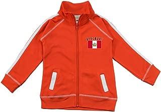 peru soccer jacket