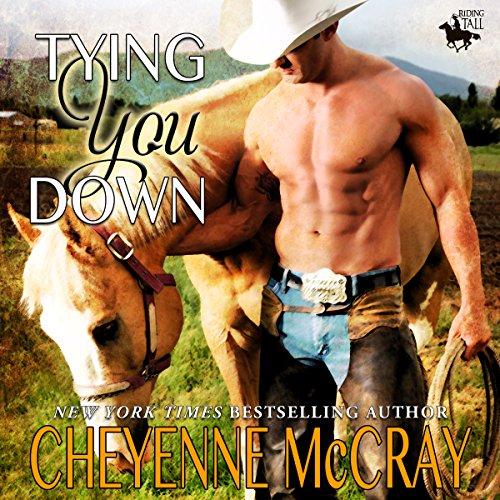 Tying You Down  audiobook cover art