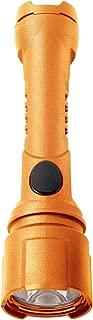 Bright Star Work Safe LED Flashlight – Waterproof Torch, Firm Grip, Black Color. Genuine Emergency Light
