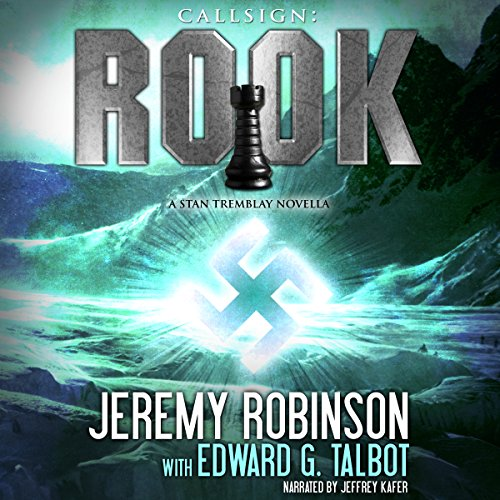 Callsign: Rook, Book 1 audiobook cover art