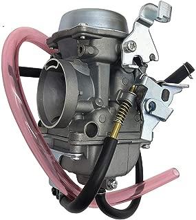 Candybarbar Carburador PZ20 de 20 mm para 50cc 70cc 90cc 110cc 125cc ATV Dirt Pit Bike Quad Go Kart UTV Coolster Roketa Taotao SunL JCL Honda