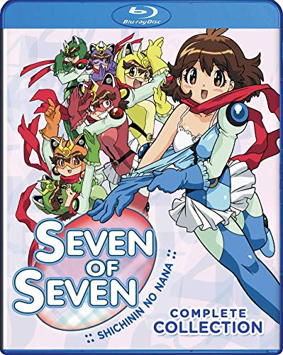 Nana Seven of Seven: The Complete Collection [Blu-ray]