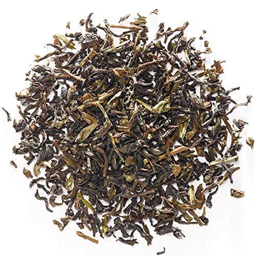 Tè nero Darjeeling – Colto nella famosa tenuta Goldphara – Pregiato tè in foglia – Proveniente dall'Himalaya (100g)