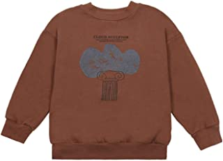 WFGT Boys Sweaters Winter Clothes for Girls Sweater Kids Sweaters Long Sleeve O-Neck Pullover