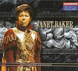 Julius Caesar (Mackerras, Enoo and Chorus, Baker) by G.F. Handel (2002-08-02)