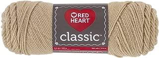 RED HEART Classic Yarn, Tangerine (E267.0334)