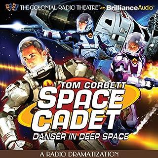 Tom Corbett Danger in Deep Space cover art