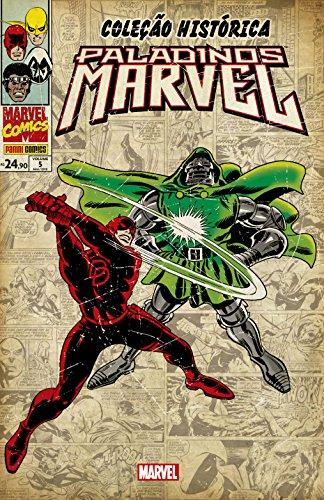 Paladinos Marvel - Volume 5. Coleção Histórica