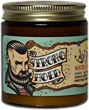 Anchors Hair Company Strong Hold Water Based Styling Pomade (4.5 Ounce)