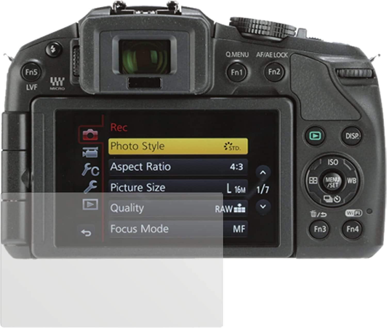 Dipos I 6x Schutzfolie Matt Kompatibel Mit Panasonic Computer Zubehör