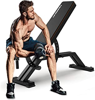 Best weight bench bowflex Reviews