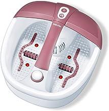 Pediluvio pieghevole Viaggio//casa Rullo massaggiatore pediluvio Viola Bacino del piede in plastica per massaggio Massaggiatore plantare