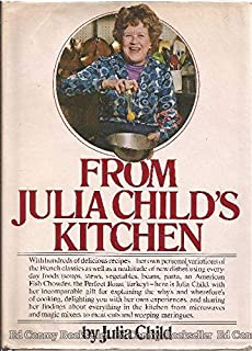 From Julia Child's Kitchen