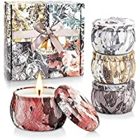 Y Yuegang Scented Candles Gifts Set