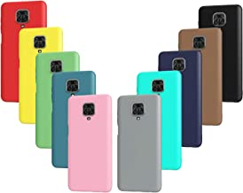 Cover Custodia Gel Silicone Trasparente Clear Per Xiaomi Redmi Note 9 (4G) 6.53