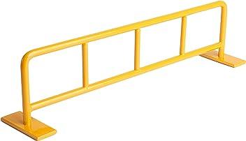 BR FLVFF Fingerboard Rail Bike Rack Metal Solid Steel Grind Rails Ramp and Skate Parks Blue