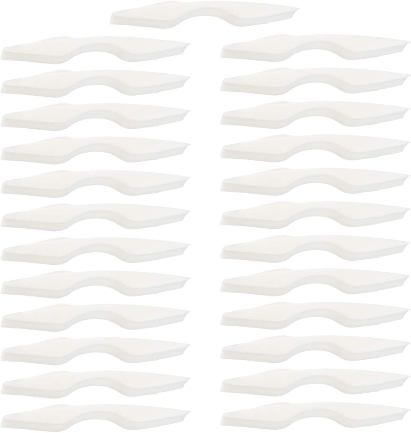 ARTIBETTER 50pcs Memory Anti Fog Self Prote Adhesive All Las Vegas Mall items free shipping Nose Bridge