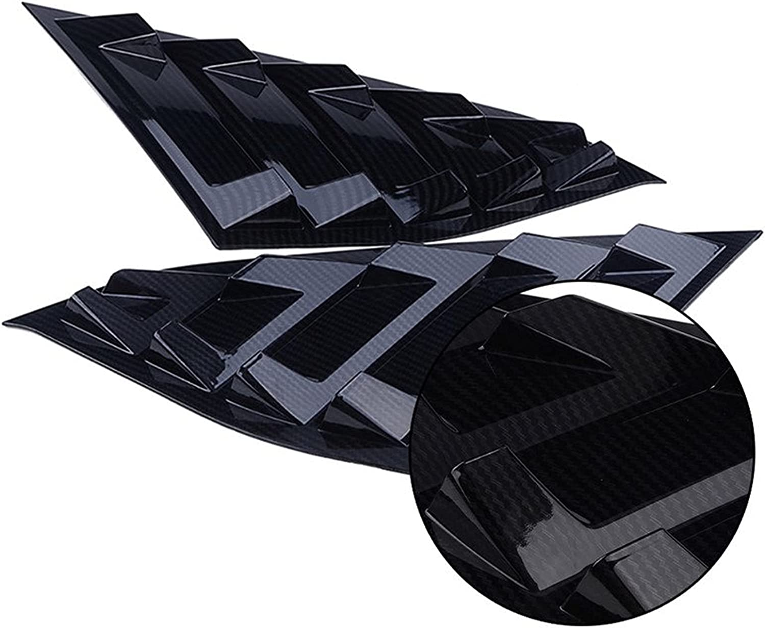 Car Exterior Louver Intake Vent Cover Accord for Honda Scoops Max 79% OFF 20 Be super welcome