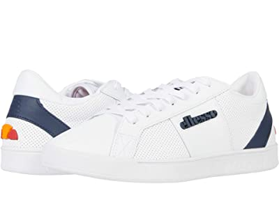 Ellesse LS-80 (White/Dark Blue) Men
