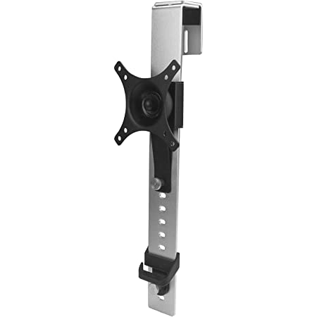 Startech Com Monitor Mount Supports Monitors Up To 30 Cubicle Wall Monitor Hanger Vesa Mount Monitor Arm Armcbcl Computers Accessories