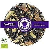 Núm. 1206: Té negro orgánico 'Chai Negro' - hojas sueltas ecológico - 100 g - GAIWAN GERMANY - cassia, té negro de la India, cardamomo, pimienta negra, jengibre, clavel