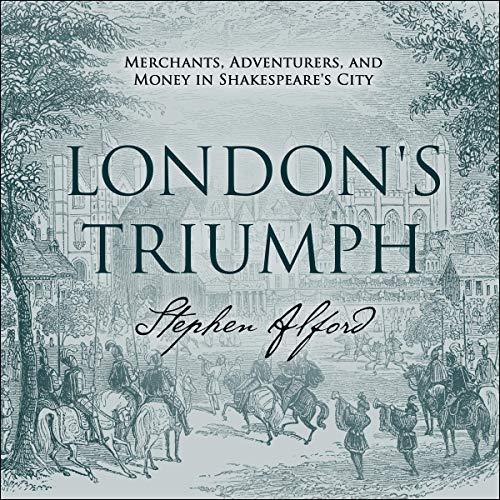 London's Triumph audiobook cover art