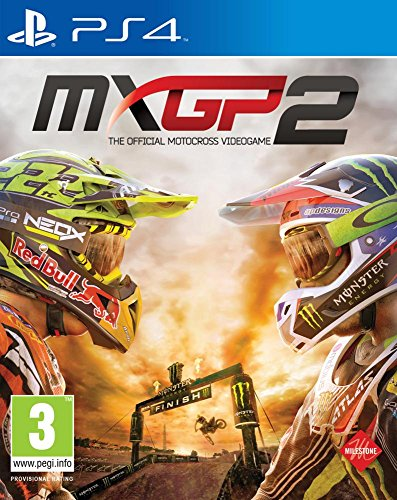 Bigben Interactive MXGP 2 Básico PlayStation 4 vídeo - Juego (PlayStation 4, Racing, Modo multijugador, Soporte físico)