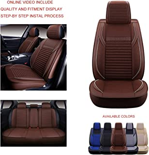 Best chevy cruze car seat covers Reviews