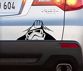 peeking family stickers