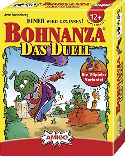 Amigo Spiel + Freizeit Amigo 01658 Bohnanza Duell, Spiel