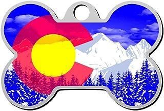Custom Colorado Pet Shape Identity