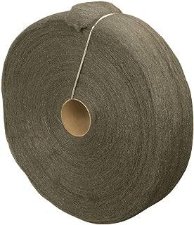 Steel Wool Reel, 5 lb, Super Fine Grade #0000, Rhodes American, Final Finish