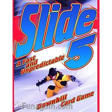 Endless Games Slide 5 Card Game