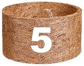 Vaso de fibra de coco Nutricoco 05