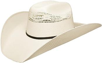 RESISTOL Ringer - (7X) Bangora Straw Cowboy Hat