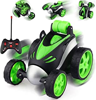 Red V SSS Mart Latest Modern Design Inertia Driven Push /& Run Double Sided Wall Climbing 3D Stunt CAR Educational Toy with 3D Flip Control for Children in an Attractive Gift Box.