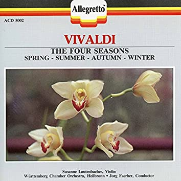 Vivaldi: The Four Seasons, Violin Concerto in E-Flat Major & Concerto for 4 Violins in B Minor