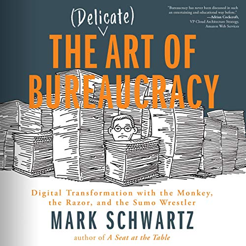 The Delicate Art of Bureaucracy cover art