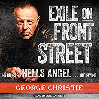 Exile on Front Street audiobook cover art