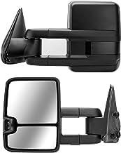 DEDC Tow Mirrors Fit For Chevy Silverado 1500 2500 3500...