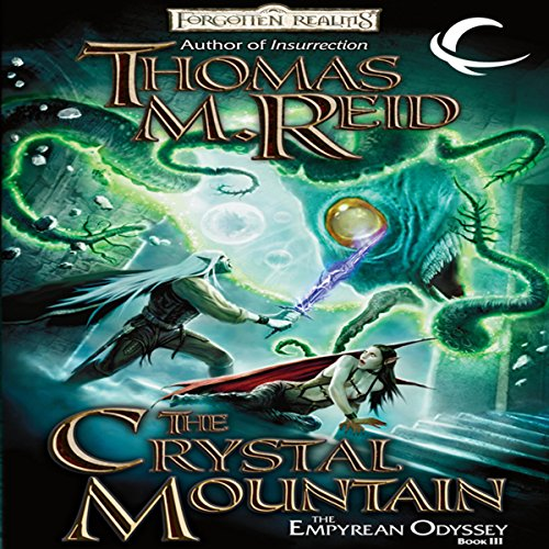 The Crystal Mountain audiobook cover art