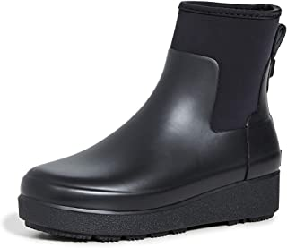 Hunters Boots Women's Refined Creeper Neo Chelsea Boots