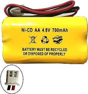 At-Lite BL93NC484 BL93NC485 BAA-48R DAA700MAH Emergi-Lite BL93NC487 Simkar Lithonia 4.8V4-TD-800AA-HP 4.8V 700MAH NiCad Battery Replacement Exit Sign Emergency Light NiCd 4.8v 500mah 800mah 1100MAH