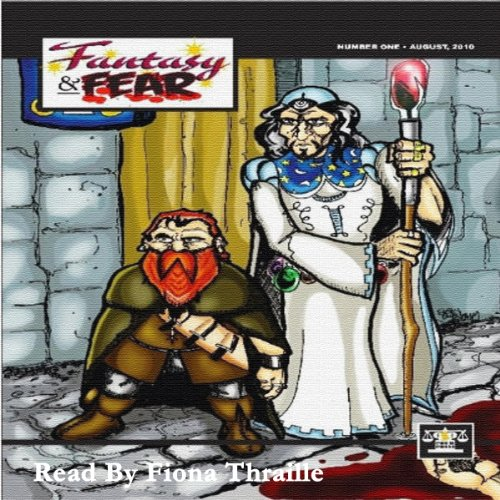 Fantasy And Fear Volume 1 cover art