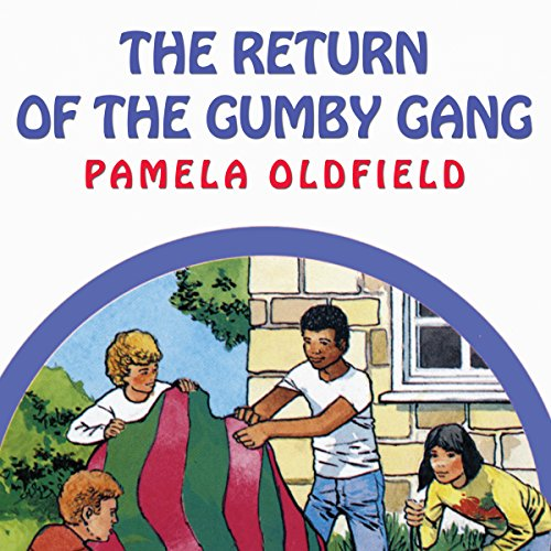 The Return of the Gumby Gang cover art