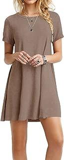 Best light brown short dress Reviews