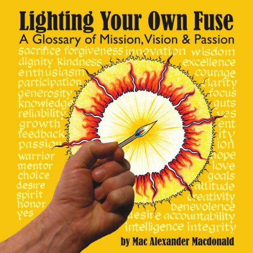 Lighting Your Own Fuse audiobook cover art