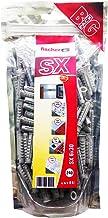Fischer 534609 pluggen SX 6 Big Pack (240 Pz.), grijs