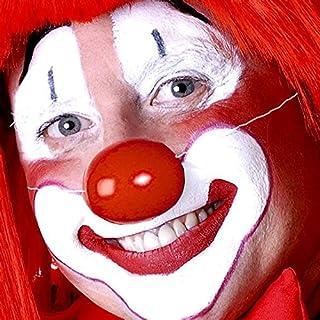 Comic 10pcs boule rouge mousse Clown Nez Fête Halloween Costume Magic Dress
