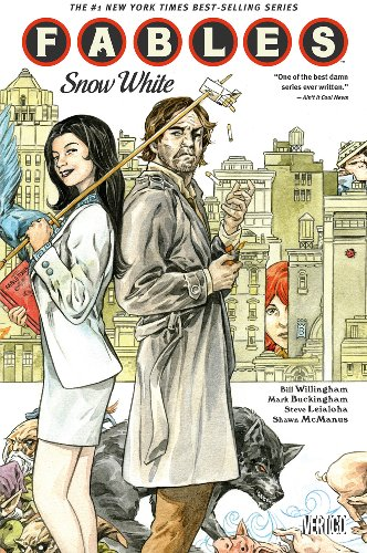 Fables Vol. 19: Snow White (Fables (Graphic Novels)) (English Edition)